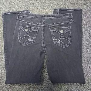 A.n.a. Petite Black Jean